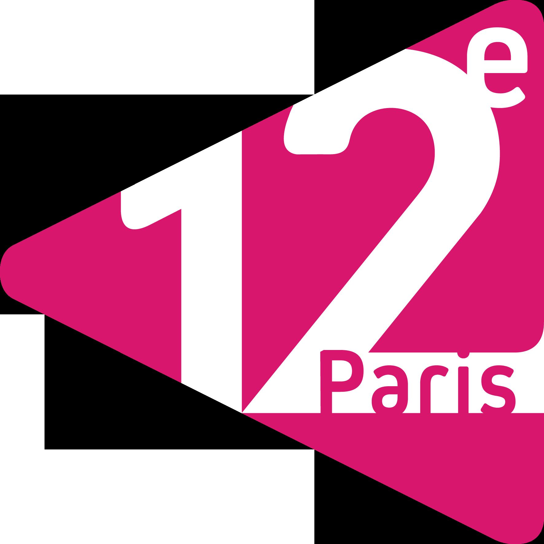 Logo 12ème arrondissement de Paris