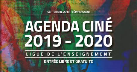 AGENDA CINÉ 2019-2020